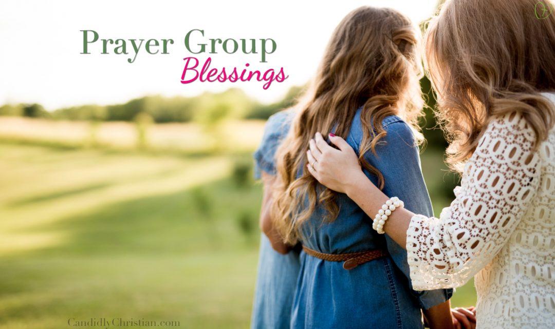 Prayer group blessings