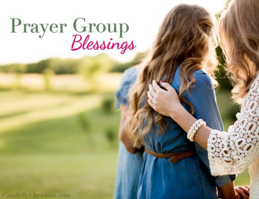 Prayer group blessings