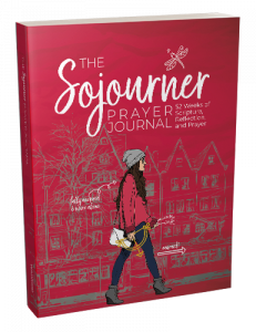 The Sojourner Prayer Journal