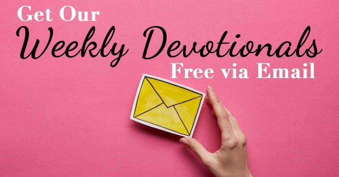 weekly devotionals