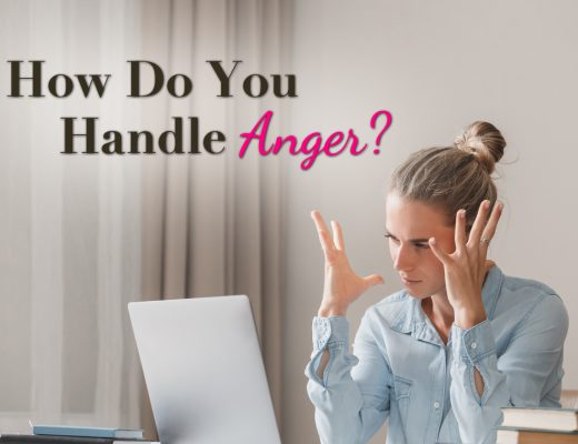 How Do You Handle Anger?