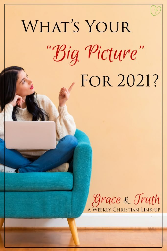 What's your big picture for 2021?
