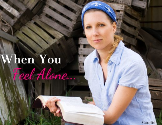 Bible Verses for When You Feel Alone
