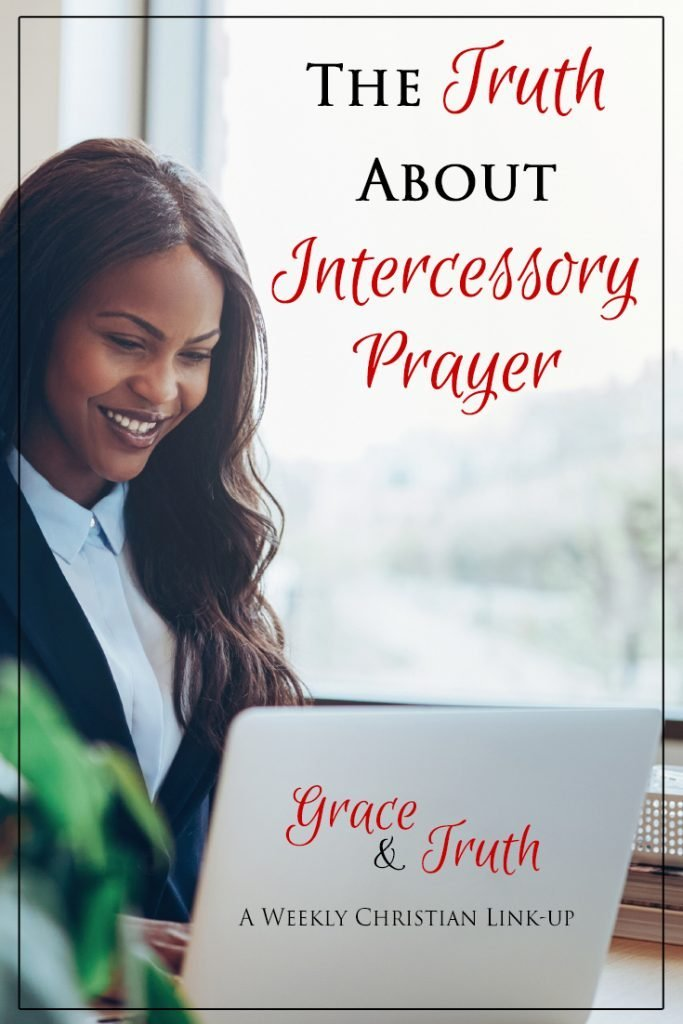 The truth about intercessory prayer...