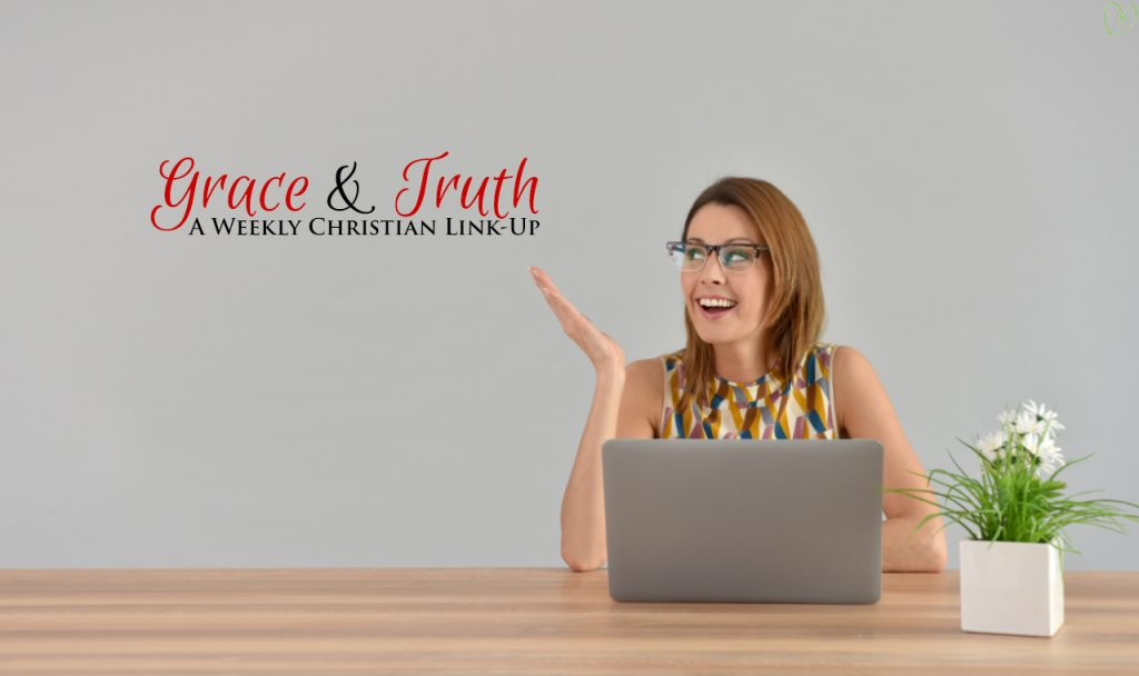 Grace & Truth To Cope With Daily Stress