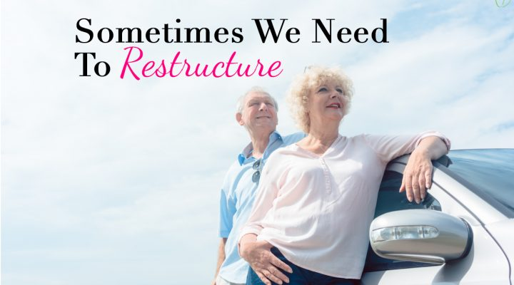 Why Restructure May Be Important To You