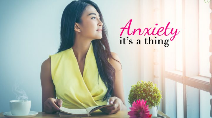 6 Bible Verses to Read When You Feel Anxious