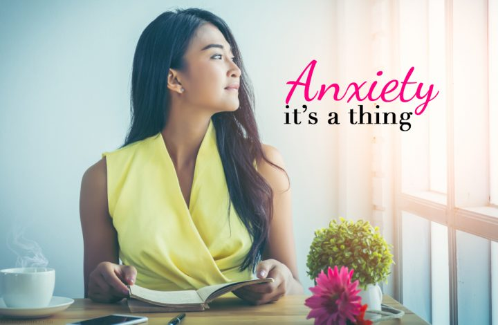Bible verses to read when you feel anxious