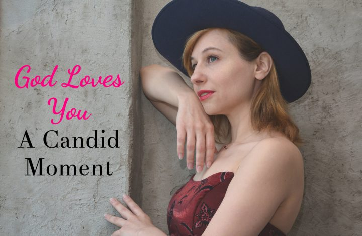 God Loves You feature