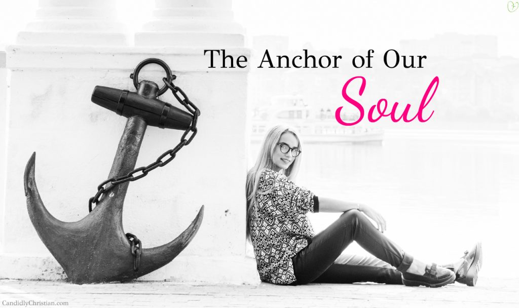 Hope is Found in Jesus, Anchor of My Soul