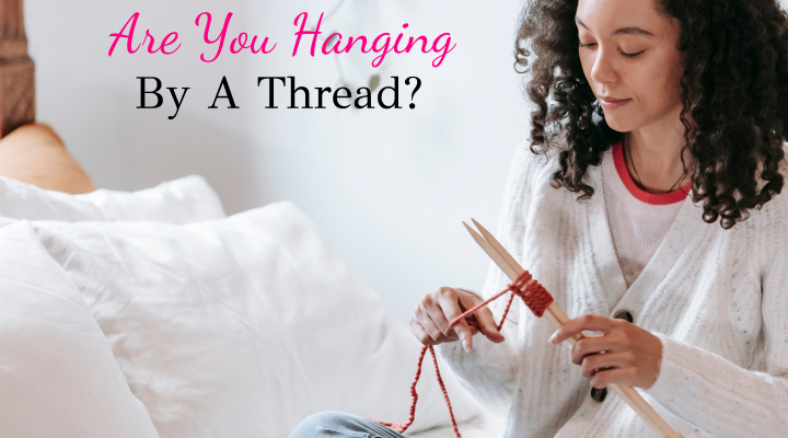 7 Scriptures to Renew Your Faith When You're Hanging On By A Thread